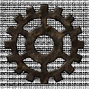 Steampunk Gear 06