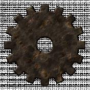 Steampunk Gear 05