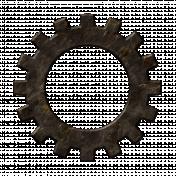 Steampunk Gear 04