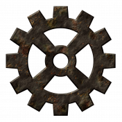 Steampunk Gear 03
