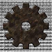 Steampunk Gear 02