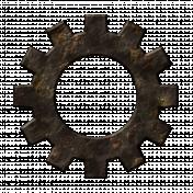 Steampunk Gear 01