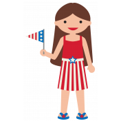 BYB 2016: Independence Day, Kid, Girl 02