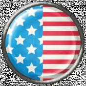 BYB 2016: Independence Day, Flair 01, USA Flag