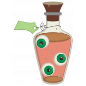 Halloween 2016: Bottle 03