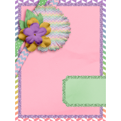 BYB Easter- Pocket Card 07