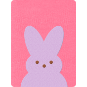 BYB Easter- Pocket Card 21