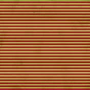 December 2019: Paper, Stripes 01