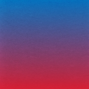 BYB 2016: Ombre Paper Blue/Red 01