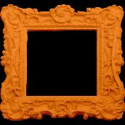 BYB 2016: Bright-ish Frame, Orange