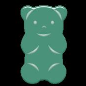 October 2020 Blog Train: Stonewashed Denim, Gummy Bear, Green