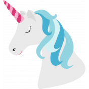 August 2021 Blog Train: Rainbow Unicorn Party Unicorn 03