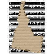 Cardboard Idaho Kraft