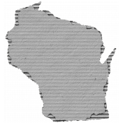 Cardboard Wisconsin Gray