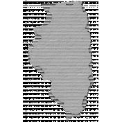 Cardboard Illinois Gray