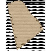 Cardboard Rhode Island Kraft