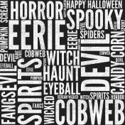 Halloween 2015: Paper 40