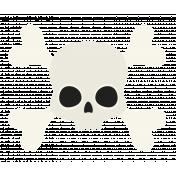 Halloween 2015: Skull 01