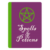 Halloween 2015: Spell Book