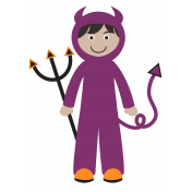 Halloween 2015: Trick Or Treat Kid 05