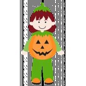 Halloween 2015: Trick Or Treat Kid 06