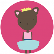 Princess Printable Element 15