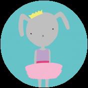 Princess Printable Element 16