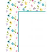 Princess Journal Card 05 3x4