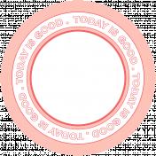 Full Bloom Printable Element 54