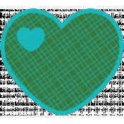 Spring Fever Print Heart1