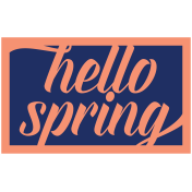 Spring Fever Print Label1