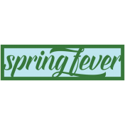 Spring Fever Print Label4