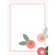 Spring Fever Pocket Card 02 3x4