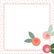 Spring Fever Pocket Card 02 4x4