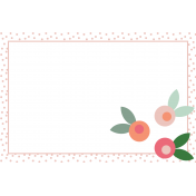Spring Fever Pocket Card 02 4x6