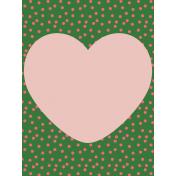 Spring Fever Pocket Card 04 3x4