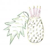 Birthday Journal Card 01 4x4