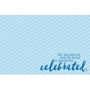 Birthday Journal Card 03 4x6