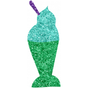 Ice Cream06 Glitter