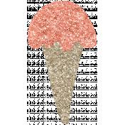 Ice Cream01 Glitter