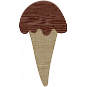 Ice Cream01 Wood