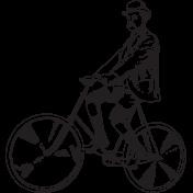 Heritage Stamp Bicycle13