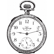 Heritage Stamp Clock08