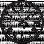 Heritage Stamp Clock12
