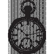 Heritage Stamp Clock13