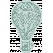 Yesteryear Element Balloon