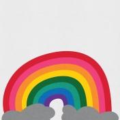 Rainbow Paper 09
