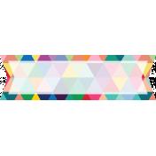 Rainbow Print Tag2