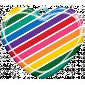 Rainbow Flair 5