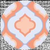 Ramadan Print Circle9